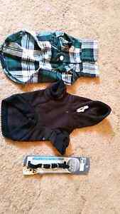 Dog collar and jackets  $15 for the lot Albury Albury Area Preview