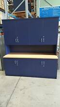 CREDENZA WITH HUTCH storage cabinet office reception work Murarrie Brisbane South East Preview