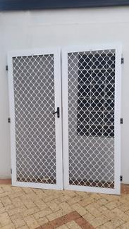 FREE Front Security Double Doors