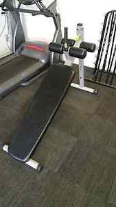 Gym sit up ab bench Maitland Maitland Area Preview