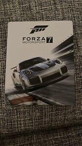 Forza 7 with tin Xbox