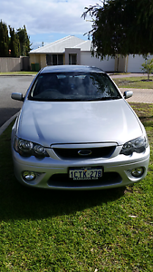 FORD FALCON Bf    XR6 2007 Rivervale Belmont Area Preview