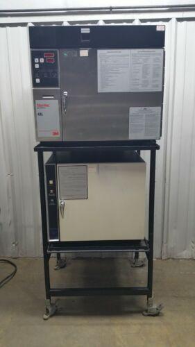 3M Steri-Vac 33AA Aeration Cabinet & 4XL 400-DGP Gas Sterilization * PLEASE READ
