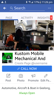 Kustom mechanical repaires from $40p/h Bell Post Hill Geelong City Preview