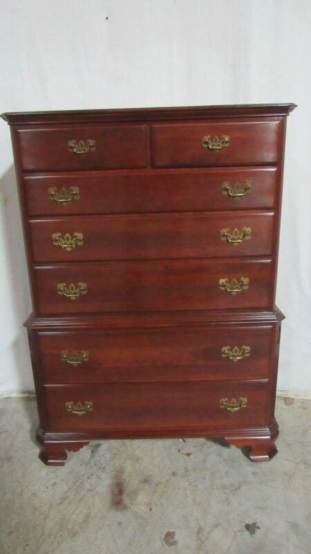 Ethan Allen  Tall Chest Dresser #205 Cherry