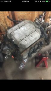 03-04 Honda Pilot engine