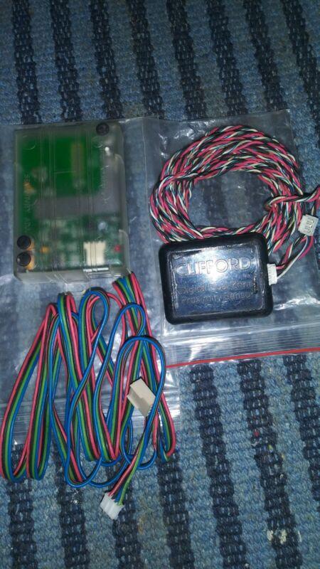 Clifford  Proximity Sensor and dei 508d Microwave Sensor