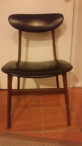 Mid-Century Dining Chair x1 Moorooka Brisbane South West Preview