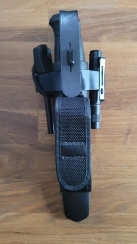 Utility Sleeve Mora Morakniv Kansbol Garberg Flashlight + Ferro + Belt Strap