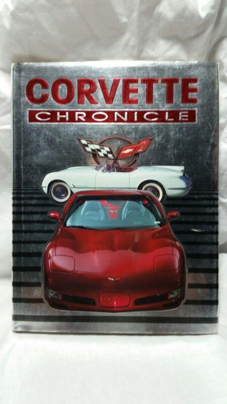 Corvette Chronicles book