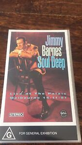 Jimmy Barnes Soul Deep Video South Bunbury Bunbury Area Preview
