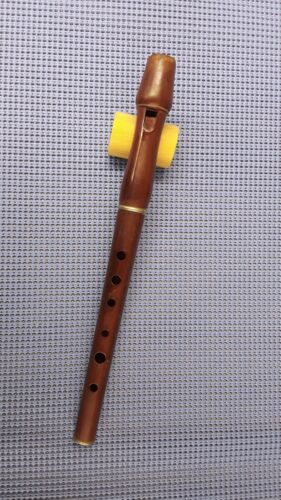Ralph Sweet old model flageolet - Bloodwood