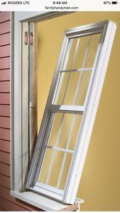 Cash. Experienced windows installer soffit and facia