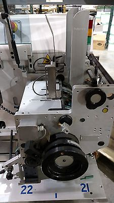 Rotary feeder, made by CMC, paper feeder
