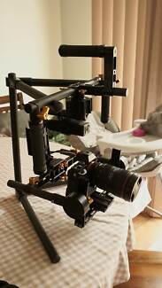 Defy G5 3 axis camera gimbal, camera stabilizer. AS NEW RRP $5200 Salisbury Brisbane South West Preview