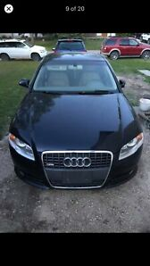 Audi A4 quattro 2008 safety and clean title