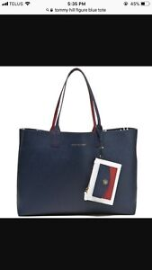 Tommy hill figure tote