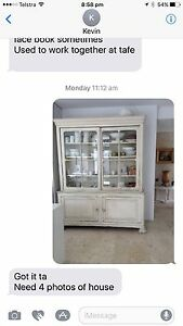 French large buffet raised on bracket feet Middleton Beach Albany Area Preview