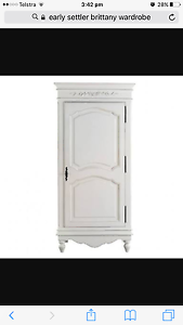 WANTED early settler Brittany wardrobe Watsonia Banyule Area Preview