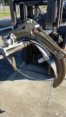Mathey Dearman 4sa Manual Saddle Pipe Beveling Machine 20 - 26 Torch Carrier