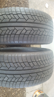 """20"""" tyres 245/40r20.... ve Commodore 20 inch fitment"""