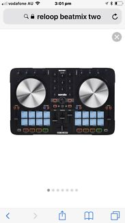 Reloop. Beatmix 2 controller  Wakerley Brisbane South East Preview