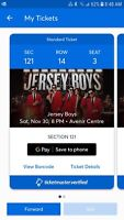 Jersey Boys in Moncton