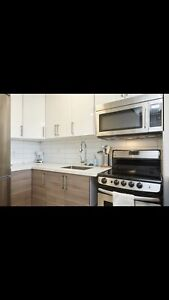 Modern furnished condo downtown Hamilton. May 1 till June 10