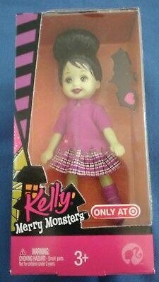 Barbie KELLY KAYLA Halloween Merry Monsters 2008 Target Exclusive NRFB  ](Halloween Kelly Dolls)