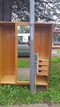 Doorless with a mirror cupboard in solid condition Elizabeth Vale Playford Area Preview