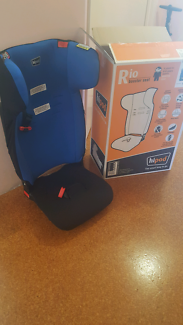 Hipod booster car seat 4 years to 6/8years old