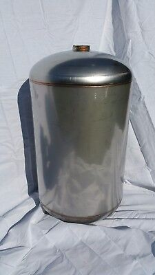 10 Gallon Stainless Steel Tank For Wine Beer Liquid Storage Container.