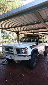 1990 Nissan Patrol gq wagon Perth Perth City Area Preview