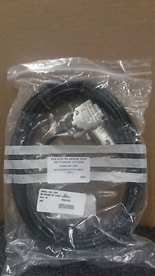 Mks Spectra Sensor Tech Lm056-040-33pl Mv Power Extension Cable 10m