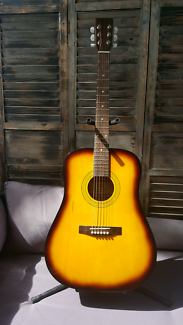 J Fisher & Co acoustic guitar