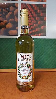 6x0,75l Met Honigwein 11% den tranken schon die Wikinger