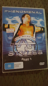 Aj styles dvd Hillsdale Botany Bay Area Preview