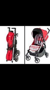Peg Perego pilko mini light weight stroller