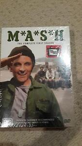 Series 1 MASH 3 Disc DVD set NEW in Shrink Wrap Eleebana Lake Macquarie Area Preview