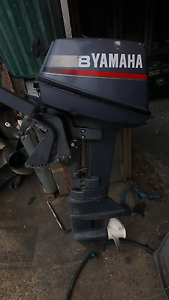 1994 YAMAHA 8hp outbord boat motor. Good condition Miami Gold Coast South Preview