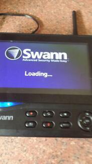 Swann Security camera monitor