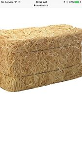 WANTED A FEW SQUARE STRAW BALES