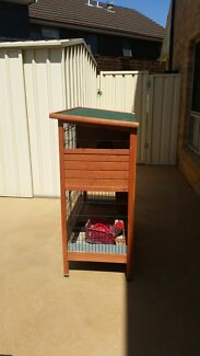 Guinea pig/Rabbit/Chicken hutch - CHEAP!! Green Valley Liverpool Area Preview