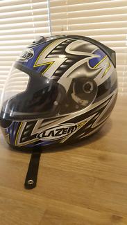 Lazer motorcycle helmet size L