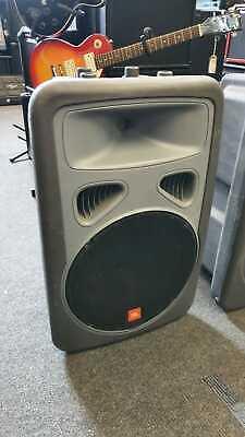 "JBL EON15 250W 15"" Passive 2-Way PA Speaker/Stage Monitor"