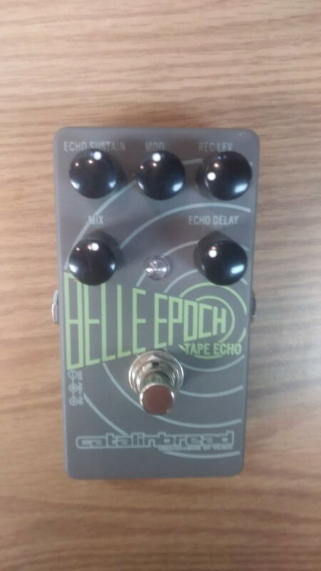 Catalinbread Belle Epoch Tape Echo Delay Effects Pedal