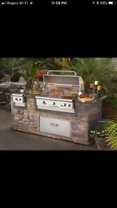 SICK OF COOKING ON BBQ AND RUNNING OUT OF FUEL? GET NATURAL GAS