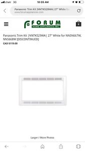 PANASONIC NNTK529WA 27 TRIM KIT
