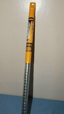 Jumbo Dewalt 34 X 22 X 27 Spline 4-cutter Hammer Drill Bit Dw5749