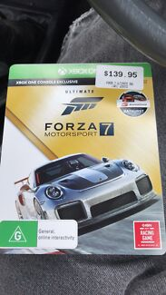 Forza 7 ultimate edition